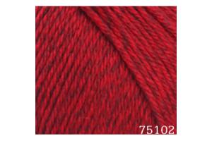 Everyday New Tweed 75102 - červená