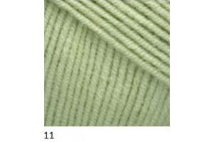 Jeans 11 - svetlo-zelená