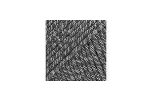 Cotton Merino 19 - šedá