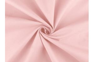 Látka bavlnená - jednofarebná Svetloružová