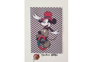 Nažehlovačka - Mickey