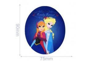 Nažehlovačka - Frozen - Elsa a Anna