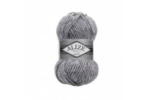 Superlana Maxi 801 - sivá tweedová