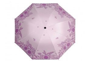 Dáždnik - dámsky, skladací - Kvety