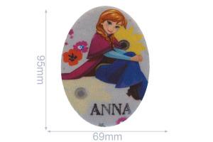 Nažehlovačka - Frozen - Anna