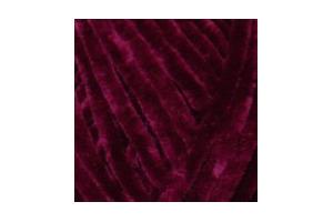 Velvet 90039 - tmavovínová