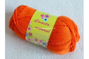 Camila natural 194 - oranžová