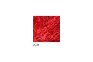 Samba 2026 - červená