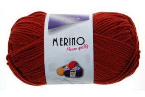 Merino 14806 - tehlová