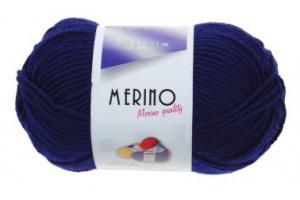 Merino 14801 - tmavomodrá