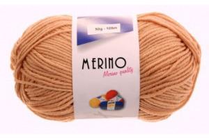 Merino 14741 - tmavobéžová