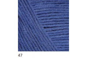 Jeans 47 - modrá