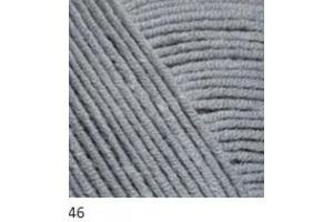 Jeans 46 - sivá