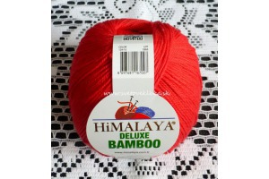 Deluxe Bamboo 124-10 - červená