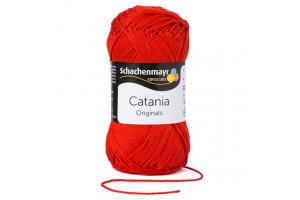 Catania 115 - červená