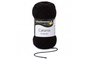 Catania 110 - čierna