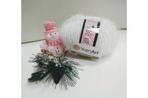 Christmas 02 - biela