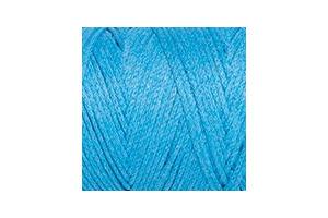 Macrame Cotton 785 - tmavšia tyrkysová
