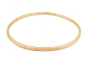 Bambusové uchá na tašky - lapač snov 20 cm