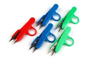 Nožnice cvakačky s uškom