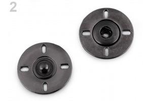 Patentky kovové  Ø25 mm