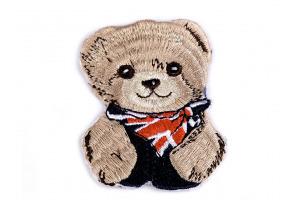 Nažehlovačka - Medvedík