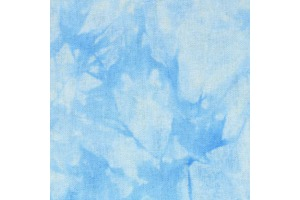 Látka bavlnená - batik rôzne farby