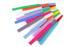 Zips suchý - strihaný 2x20 cm