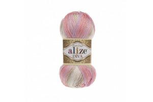 Diva Batik 2807 - ružovo-béžová