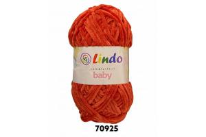 Lindo Baby 70925 - jasno-červená