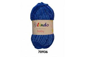 Lindo Baby 70936 - kráľovská modrá