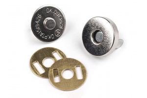 Magnetické zapínanie  Ø15 nikel