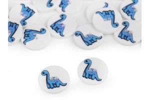 """Gombík detský veľkosť 24"""" Dinosaurus"""