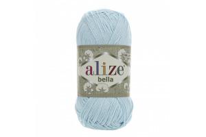 Bella 514 - nebesky modrá 50g