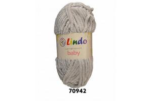 Lindo Baby 70942 - svetlošedá
