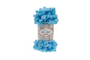 Puffy 16 - modrá