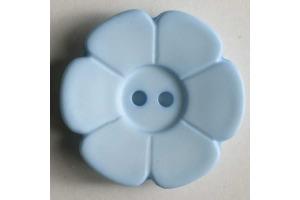 Gombík plastový - Kvet - Ø15 mm