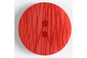 Gombík plastový - S laserovou úpravou Ø 30mm - Rôzne farby