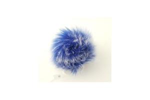 Bobble hat 62 - kráľovská modrá