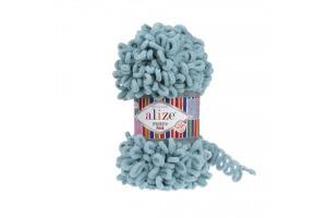 Puffy Fine 414 - modrá azúrová
