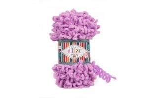 Puffy Fine 378 - ružovofialová