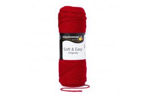 Soft & Easy 00030 - červená