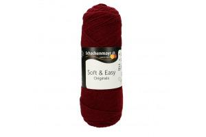 Soft & Easy 00032 - červená