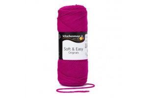 Soft & Easy 00031 -  fialoružová
