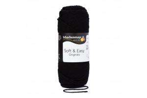 Soft & Easy 00099 - čierna