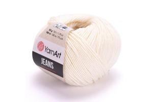 Jeans 03 - smotanová