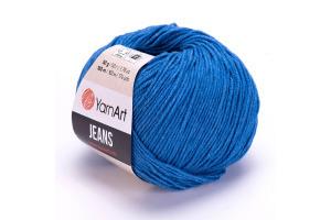 Jeans 16 - modrá