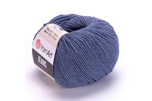 Jeans 68 - modrá