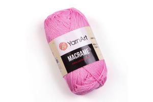 Macrame 147 - ružová svetlá