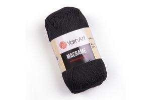 Macrame 148 - čierna